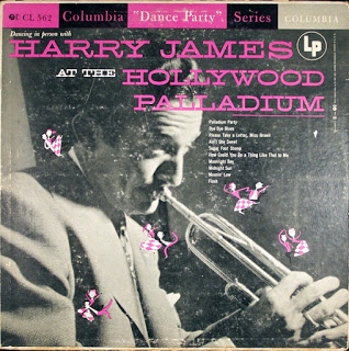 HARRY JAMES - At The Hollywood Palladium cover