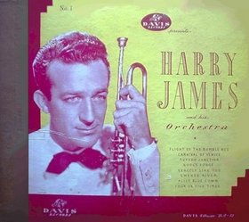 HARRY JAMES - Harry James and His Orchestra cover