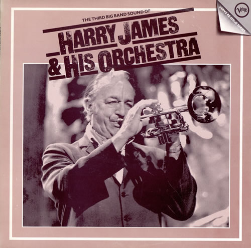 HARRY JAMES - The Third Big Band Sound Of Harry James cover