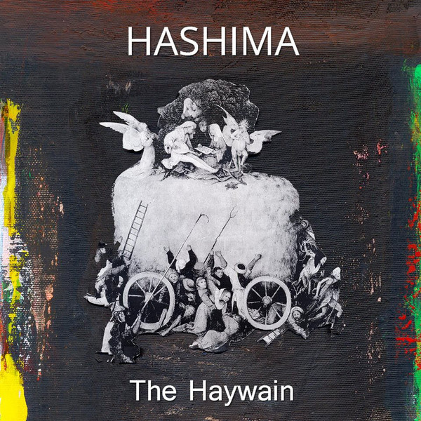 HASHIMA - The Haywain cover