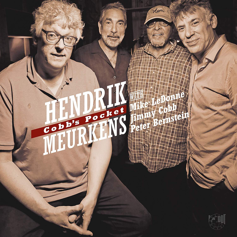 HENDRIK MEURKENS - Cobb's Pocket cover