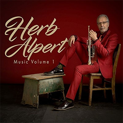 HERB ALPERT - Music Vol. 1 cover