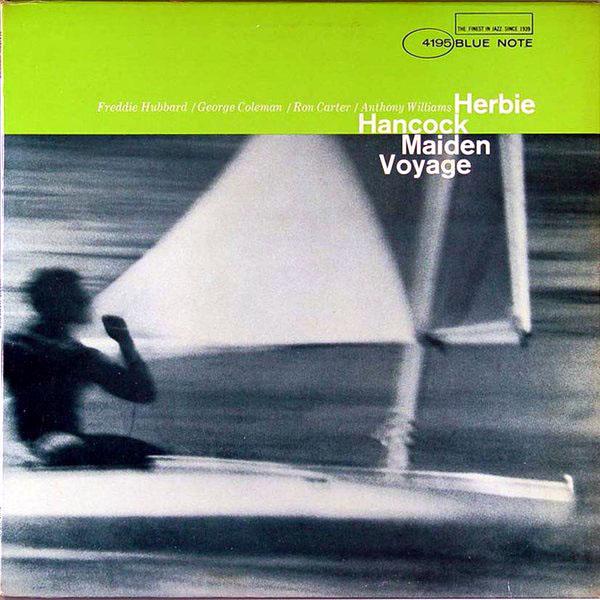 HERBIE HANCOCK - Maiden Voyage cover