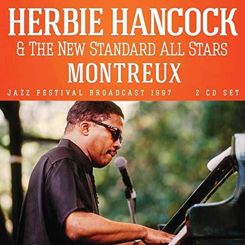 HERBIE HANCOCK - Montreux Radio Broadcast Jazz Festival 1997 cover