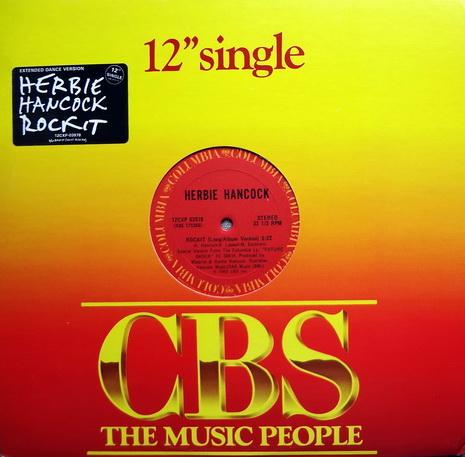 herbie hancock dance singles
