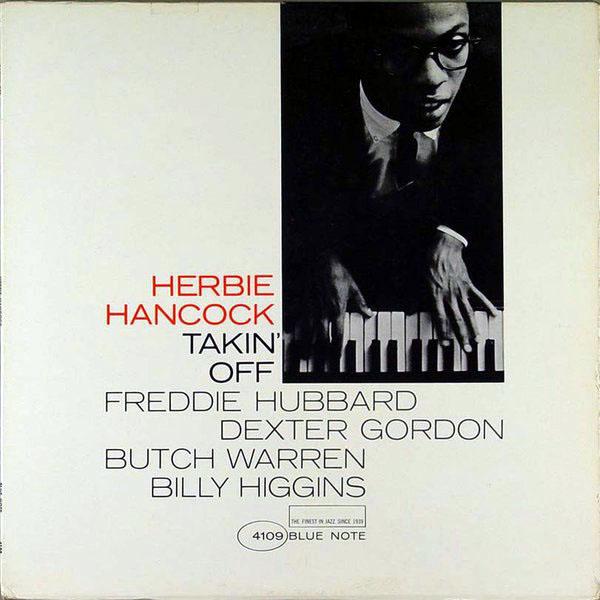 HERBIE HANCOCK - Takin' Off cover