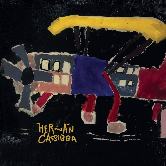 HERNÁN CASSIBBA - Homenaje cover