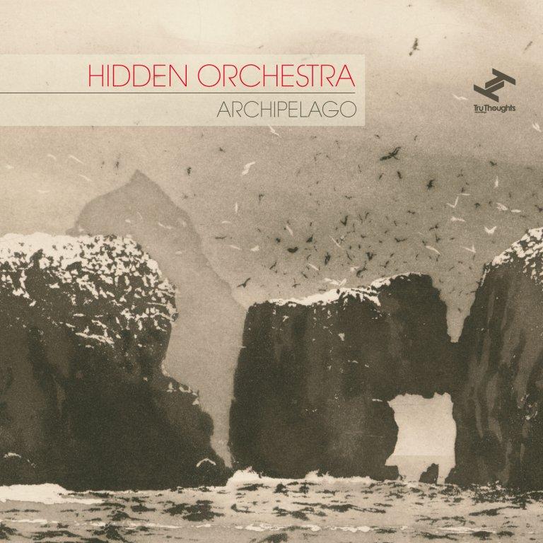 HIDDEN ORCHESTRA - Archipelago cover