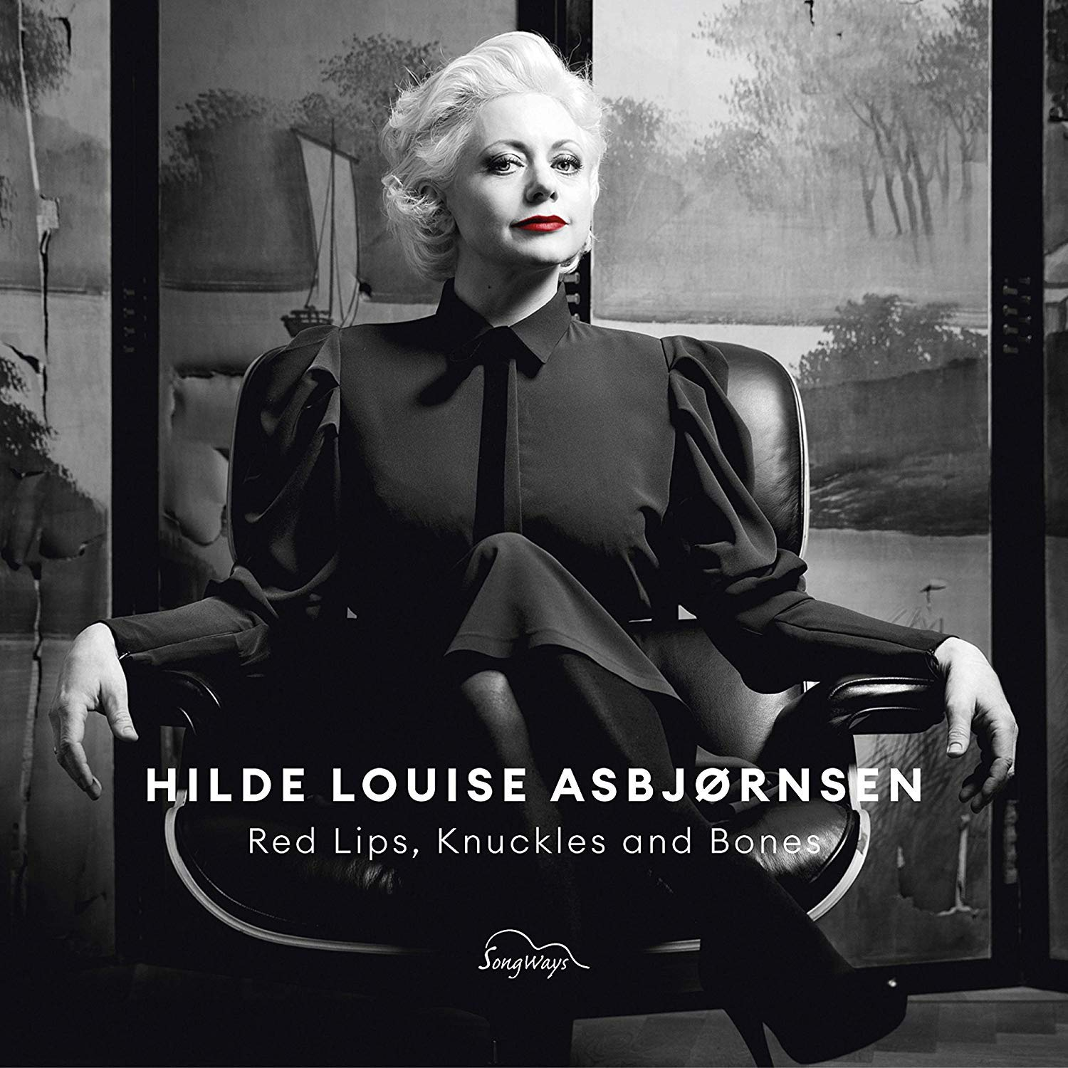 HILDE LOUISE ASBJØRNSEN - Red Lips, Knuckles And Bones cover