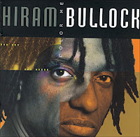 HIRAM BULLOCK - Color Me cover