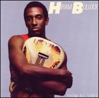 HIRAM BULLOCK - From All Sides cover