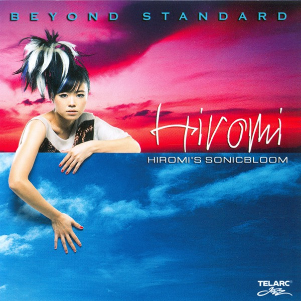 HIROMI - Hiromi's Sonicbloom : Beyond Standard cover