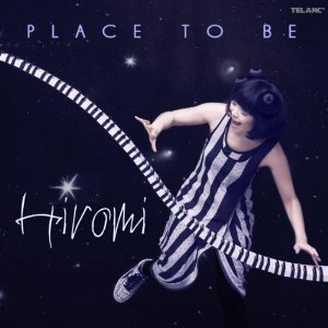 HIROMI - Place to Be cover