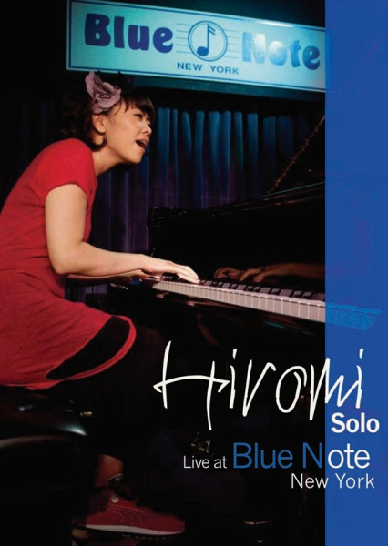 HIROMI - Solo Live at Blue Note New York cover