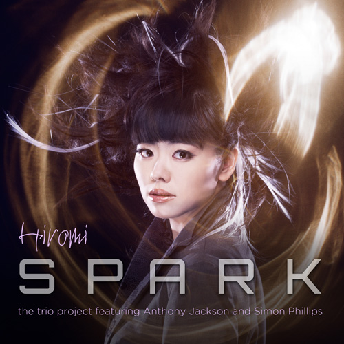 HIROMI - Spark cover