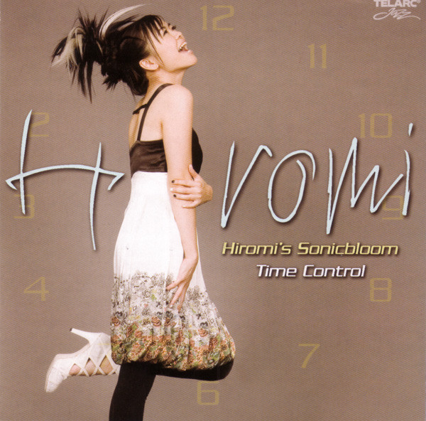 HIROMI - Hiromi's Sonicbloom ‎: Time Control cover