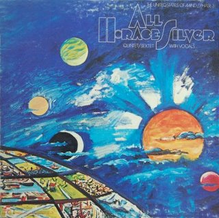 HORACE SILVER - All - The United States Of Mind / Phase 3 cover