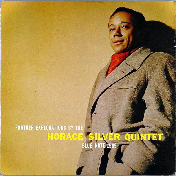 HORACE SILVER - Further Explorations by the Horace Silver Quintet cover
