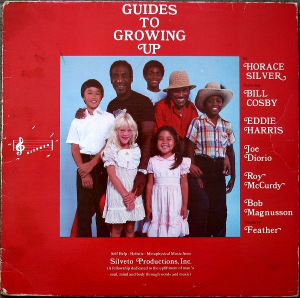 HORACE SILVER - Guides To Growing Up cover
