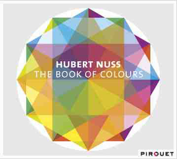 HUBERT NUSS - The Book Of Colours cover