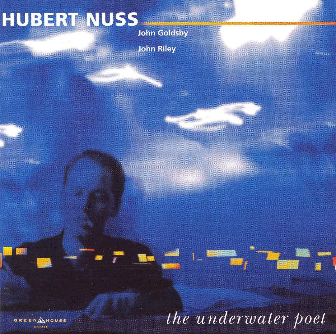 HUBERT NUSS - The Underwater Poet cover