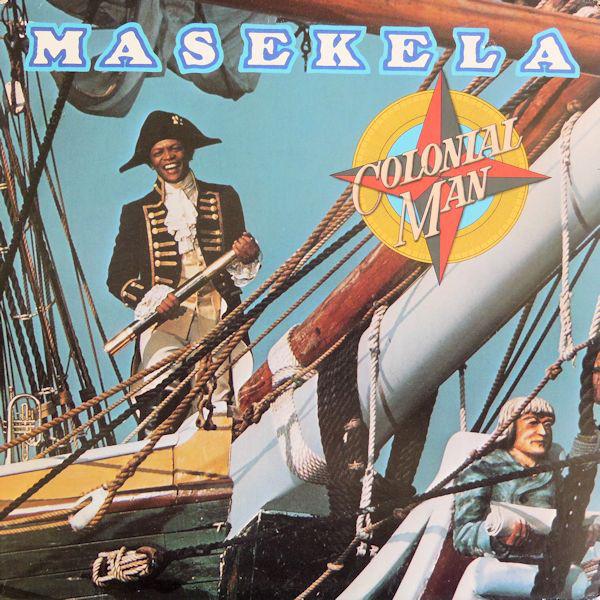 HUGH MASEKELA - Colonial Man cover