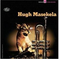 HUGH MASEKELA - Grrr (aka Hugh Masekela) cover