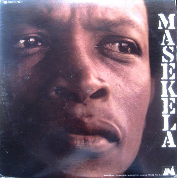 HUGH MASEKELA - Masekela cover