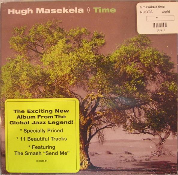 HUGH MASEKELA - Time cover