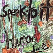 HUMAN FEEL - Speak to it cover