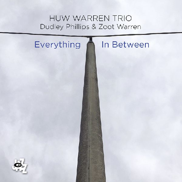 HUW WARREN - Everything In Between cover