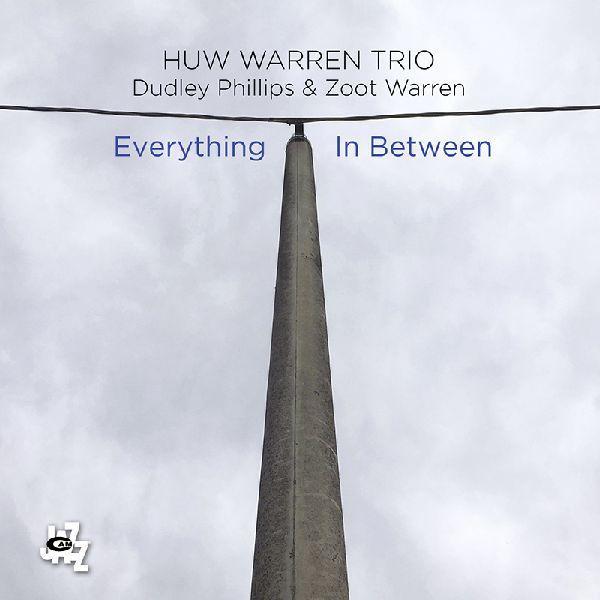 HUW WARREN - Everything In Between cover