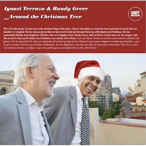IGNASI TERRAZA - Around The Christmas Tree cover