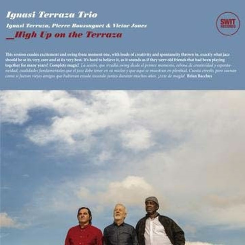 IGNASI TERRAZA - High Up On The Terazza cover