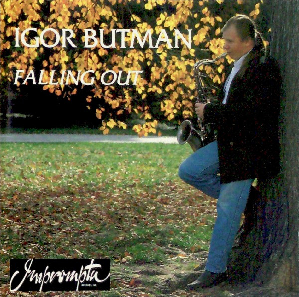 IGOR BUTMAN - Falling Out cover