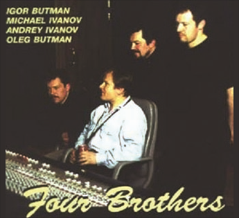 IGOR BUTMAN - Four Brothers cover