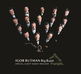 IGOR BUTMAN - The Eternal Triangle cover