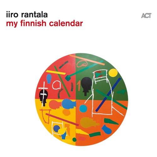 IIRO RANTALA - My Finnish Calendar cover