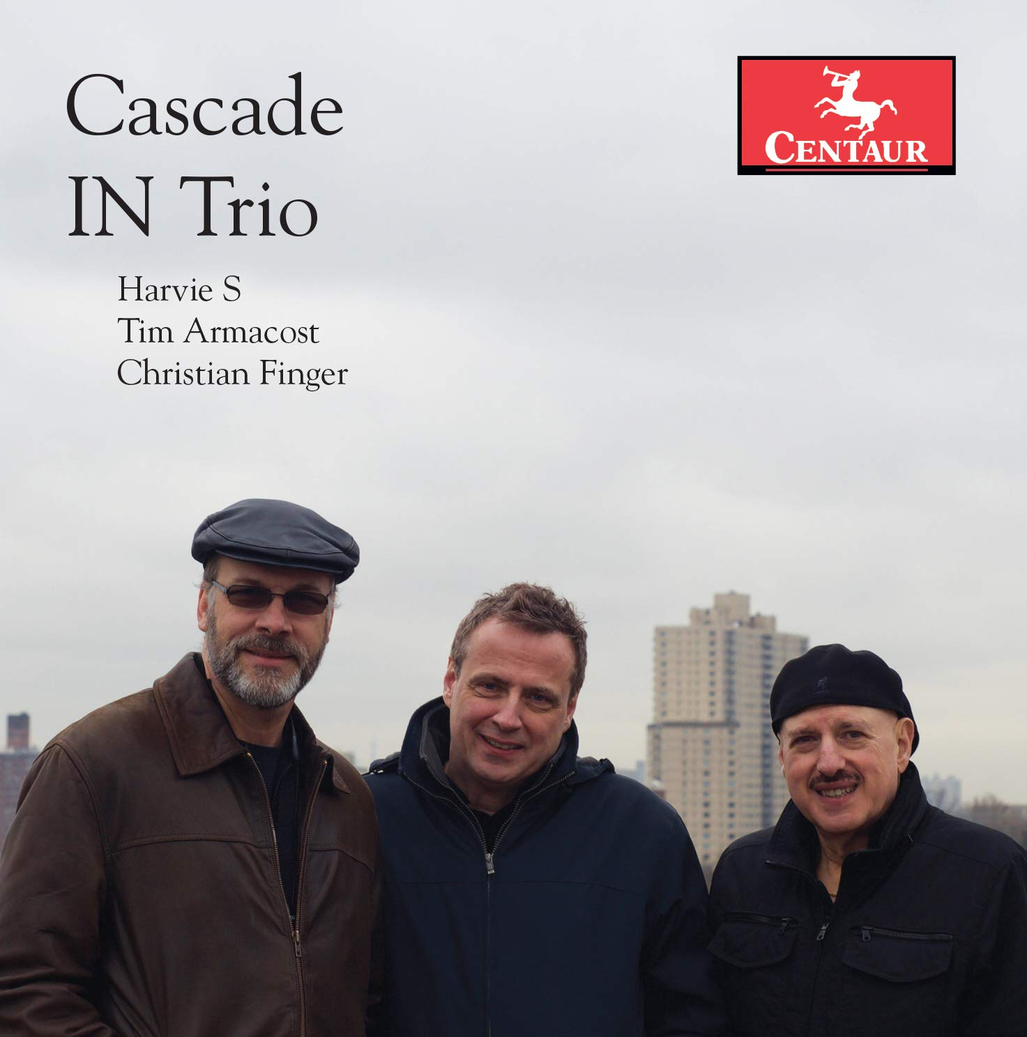 IN TRIO - Cascade cover