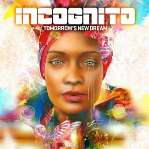 INCOGNITO - Tomorrow's New Dream cover