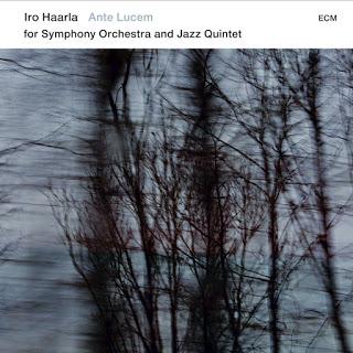 IRO HAARLA - Ante Lucem cover