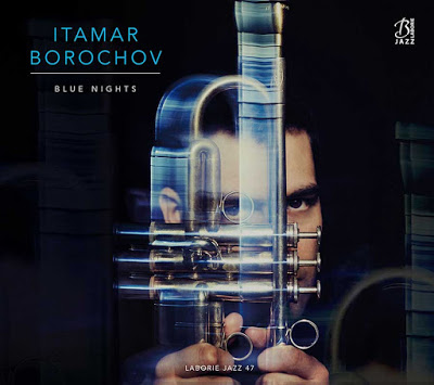 ITAMAR BOROCHOV - Blue Nights cover