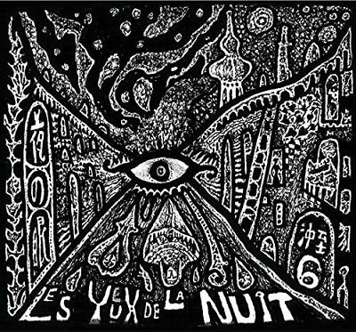 ITARU OKI - Les Yeux de La Nuit cover