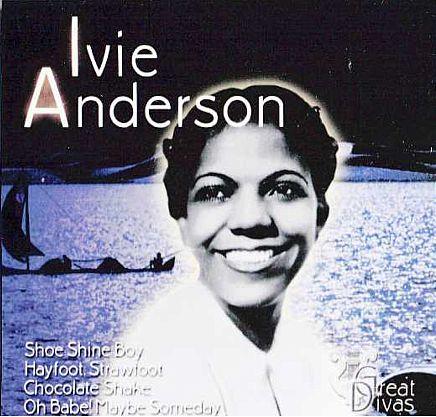 IVIE ANDERSON - Great Divas cover