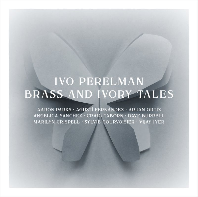 IVO PERELMAN - Brass & Ivory Tales cover