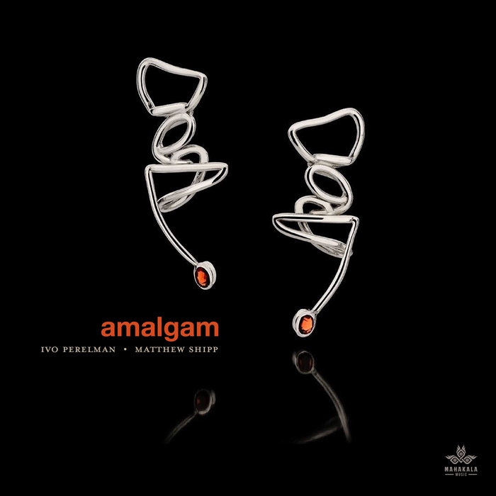 IVO PERELMAN - Ivo Perelman and Matt Shipp : Amalgam cover