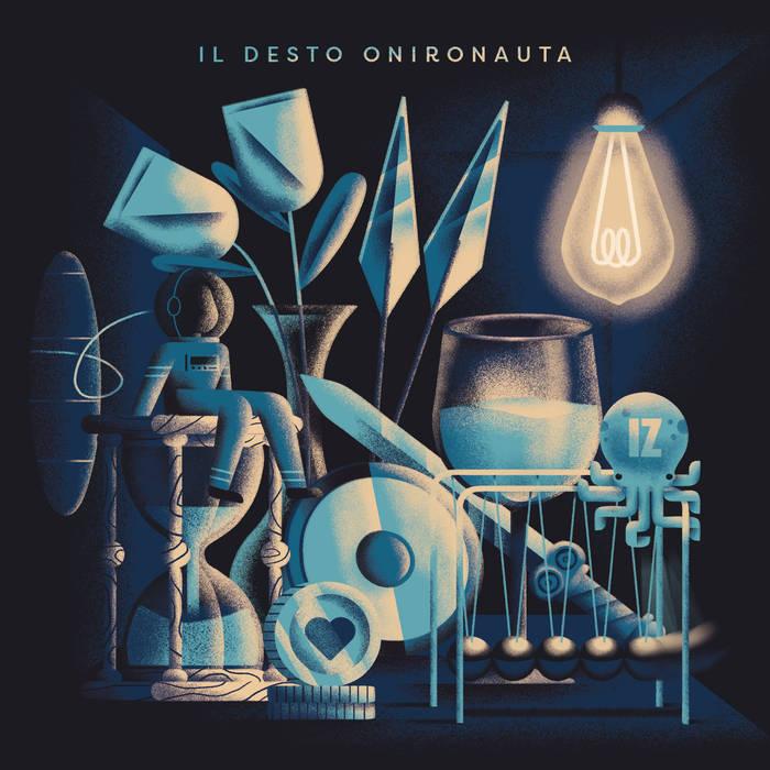 IZ - Il Desto Onironauta cover