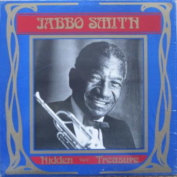 JABBO SMITH - Hidden Treasure Vol 2 cover