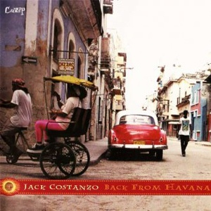 JACK COSTANZO - Back From Havana cover