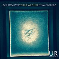 JACK DESALVO - Jack DeSalvo & Tom Cabrera : While We Sleep cover